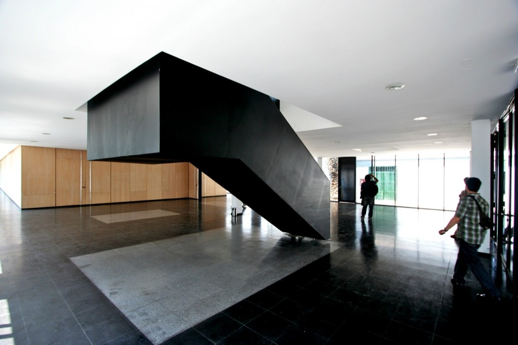 Universidad de Chile School of Arts by Albert Tidy + Emilio Marin