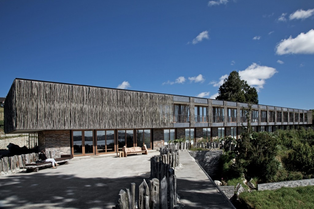Arrebol Patagonia Hotel by Harald Opitz