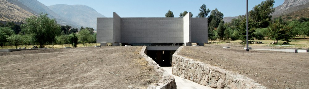 Auco Chapel by Undurraga Deves Arquitectos