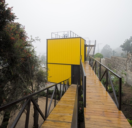 Yellow House in Zapallar, by Aguiló+Pedraza Arquitectos (19)
