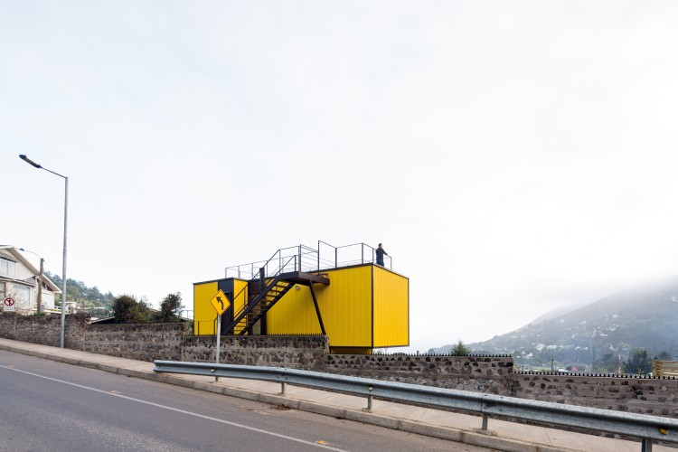 Yellow House in Zapallar, by Aguiló+Pedraza Arquitectos (16)