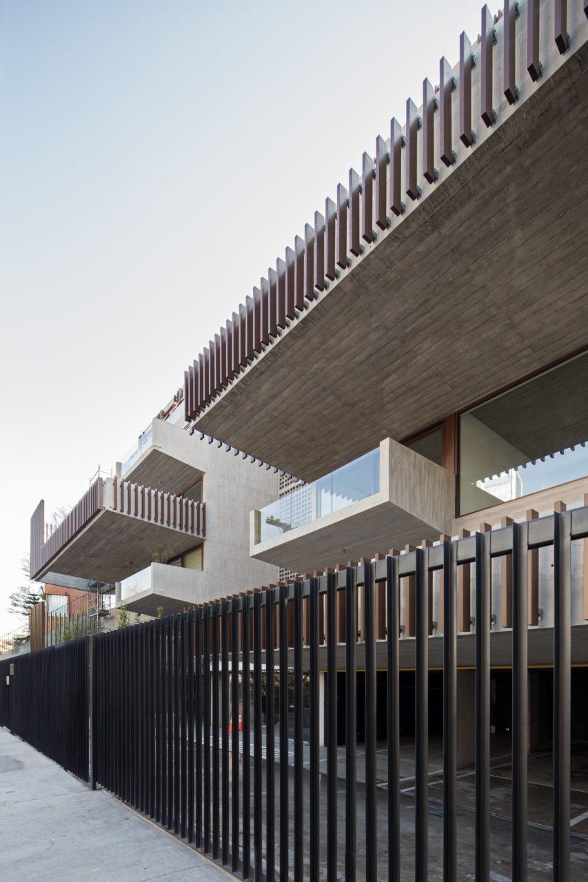 6 Building San Luis - Mathias Klotz & SML