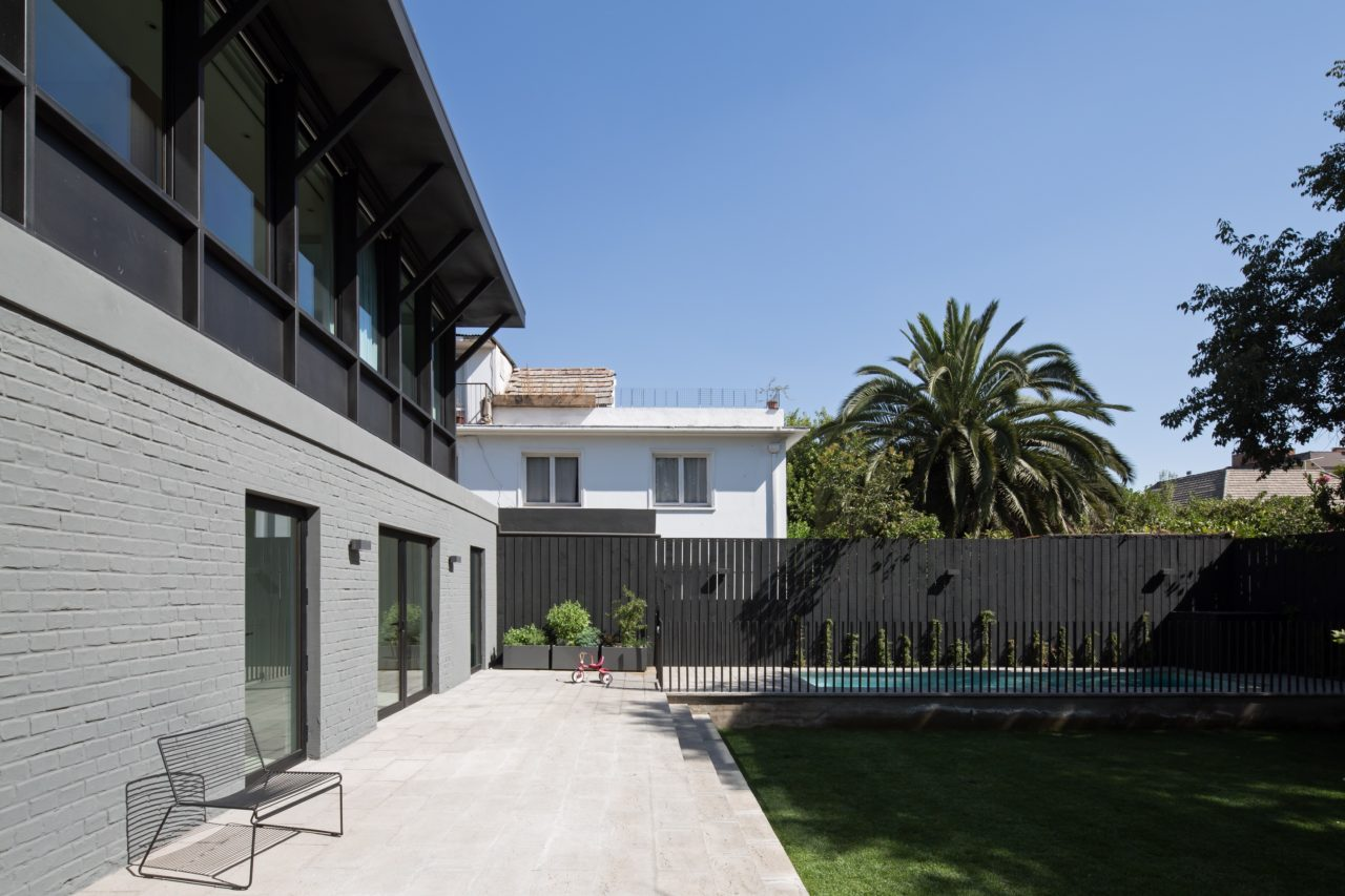 RdR House by Guillermo Hevia Garcia