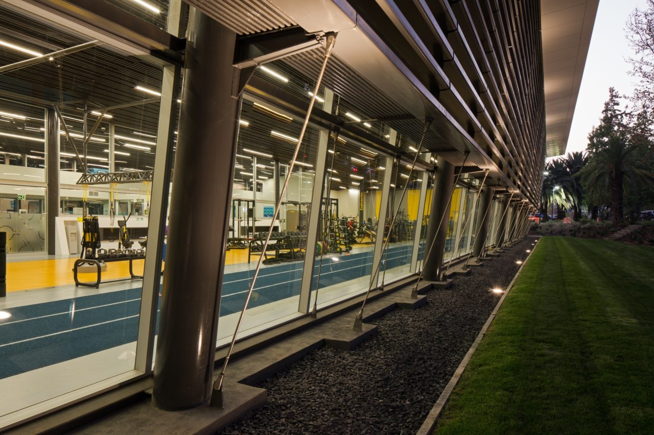 Alemana Sport Gym - MQarquitectos + Gustavo Greene