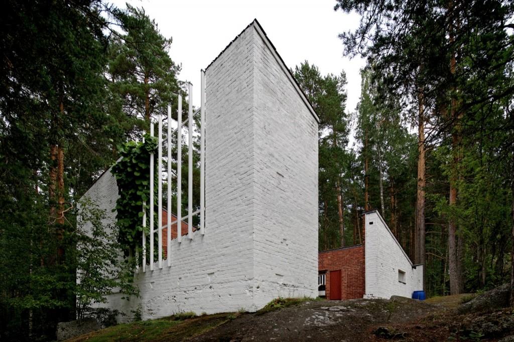 Muuratsalo Experimental House by Alvar Aalto