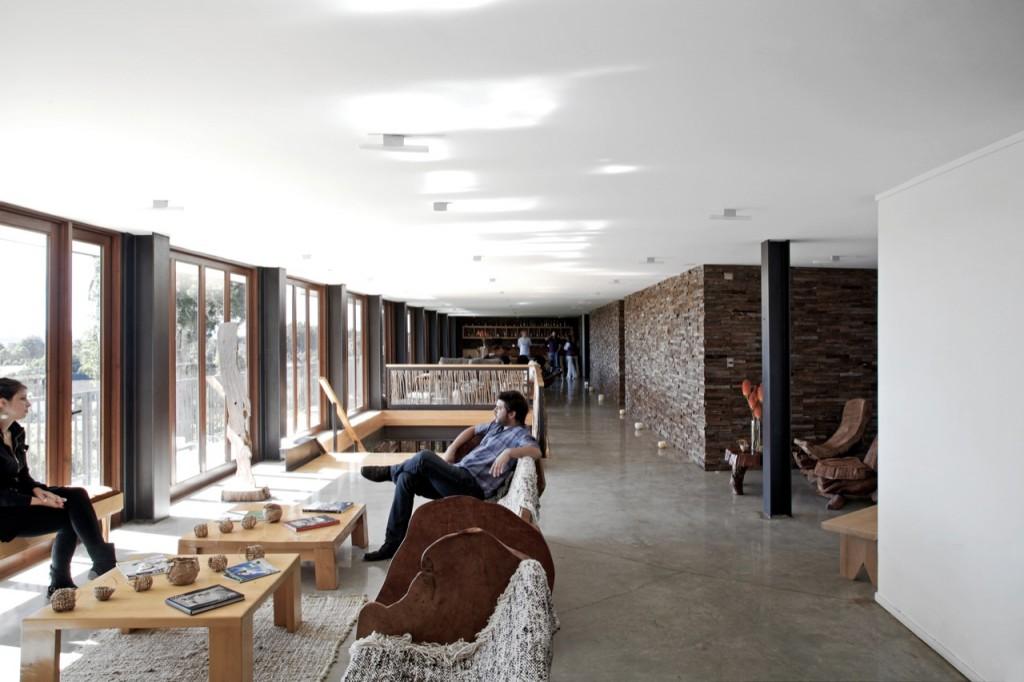 Arrebol Patagonia Hotel by Harald Opitz