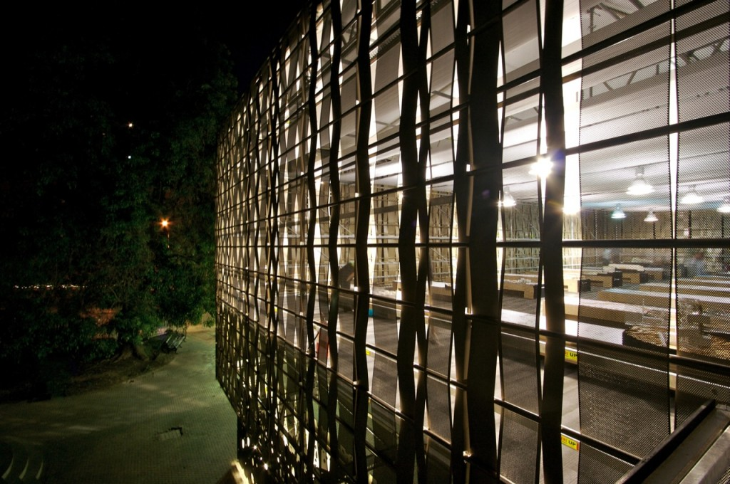 2008 Chilean Architecture Biennale by Assadi + Pulido