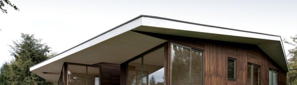 Villarrica House II by MOBIL Arquitectos