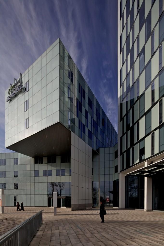 Bicentenario Hospital by MOBIL Arquitectos