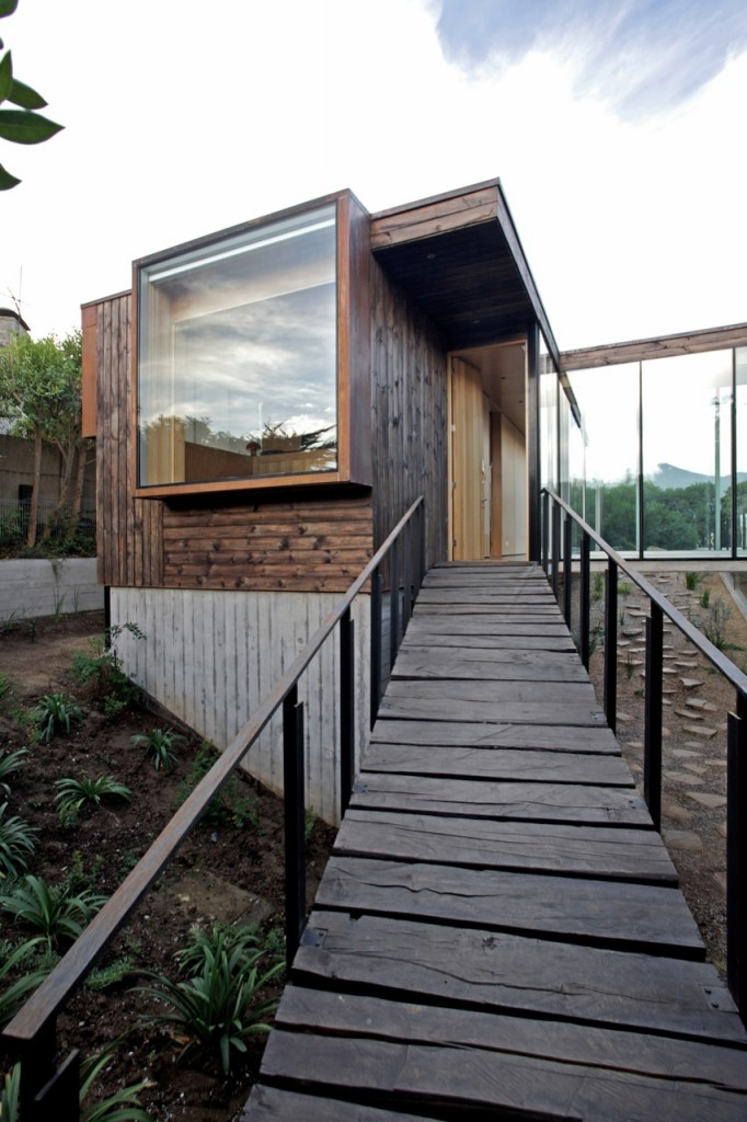 Los Molles House by dRN + Oltmann Ahlers