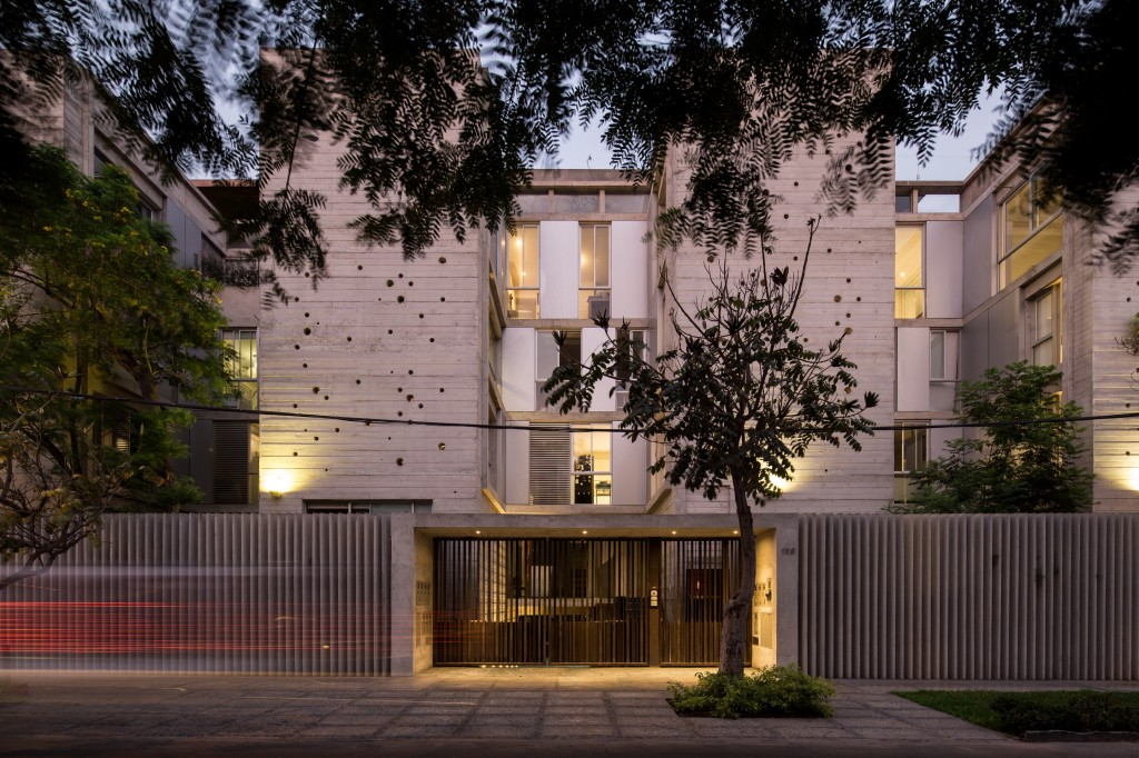 Building in Chacarilla by Barclay & Crousse (4)