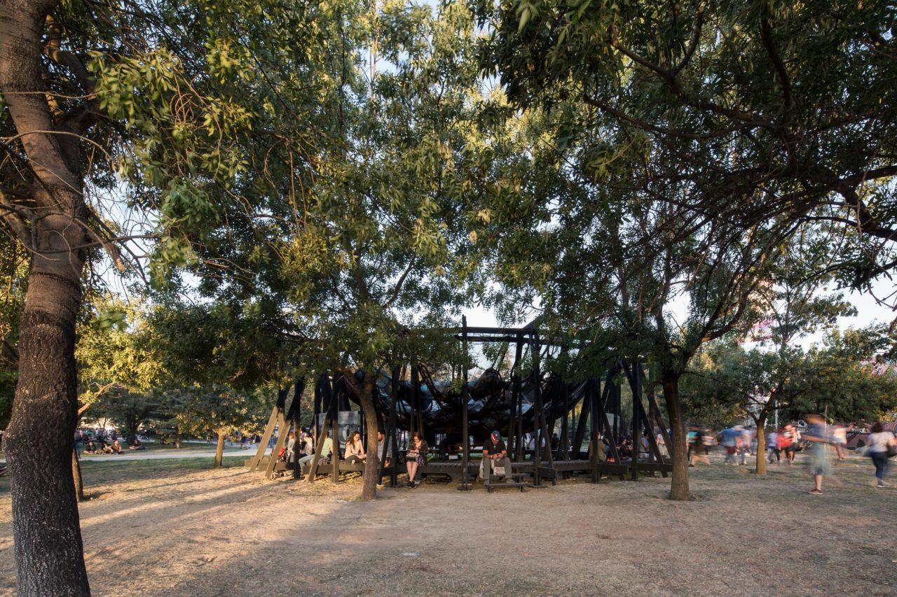 Inverted Dome by Guillermo Hevia Garcia + Pedro Pablo Gonzalez