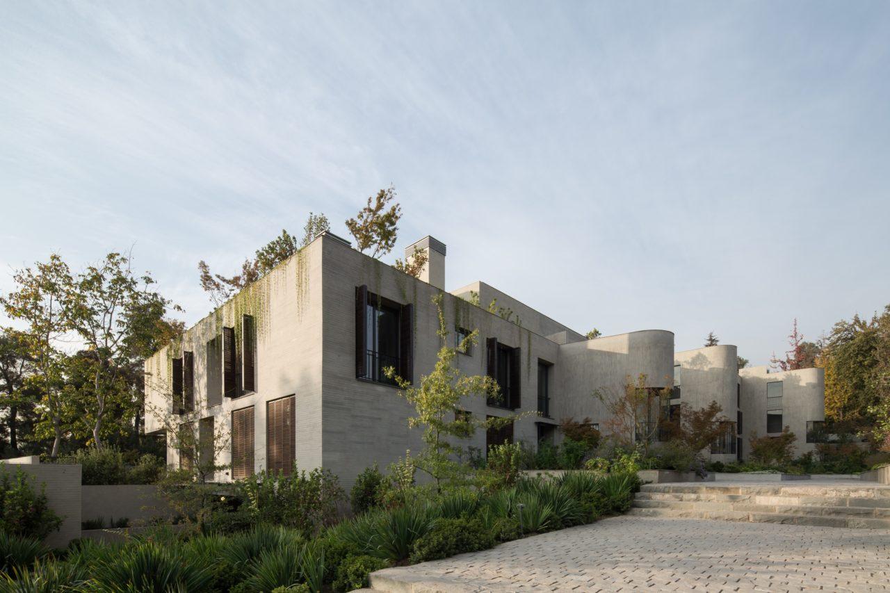 San Jose de la Sierra building by DRAA