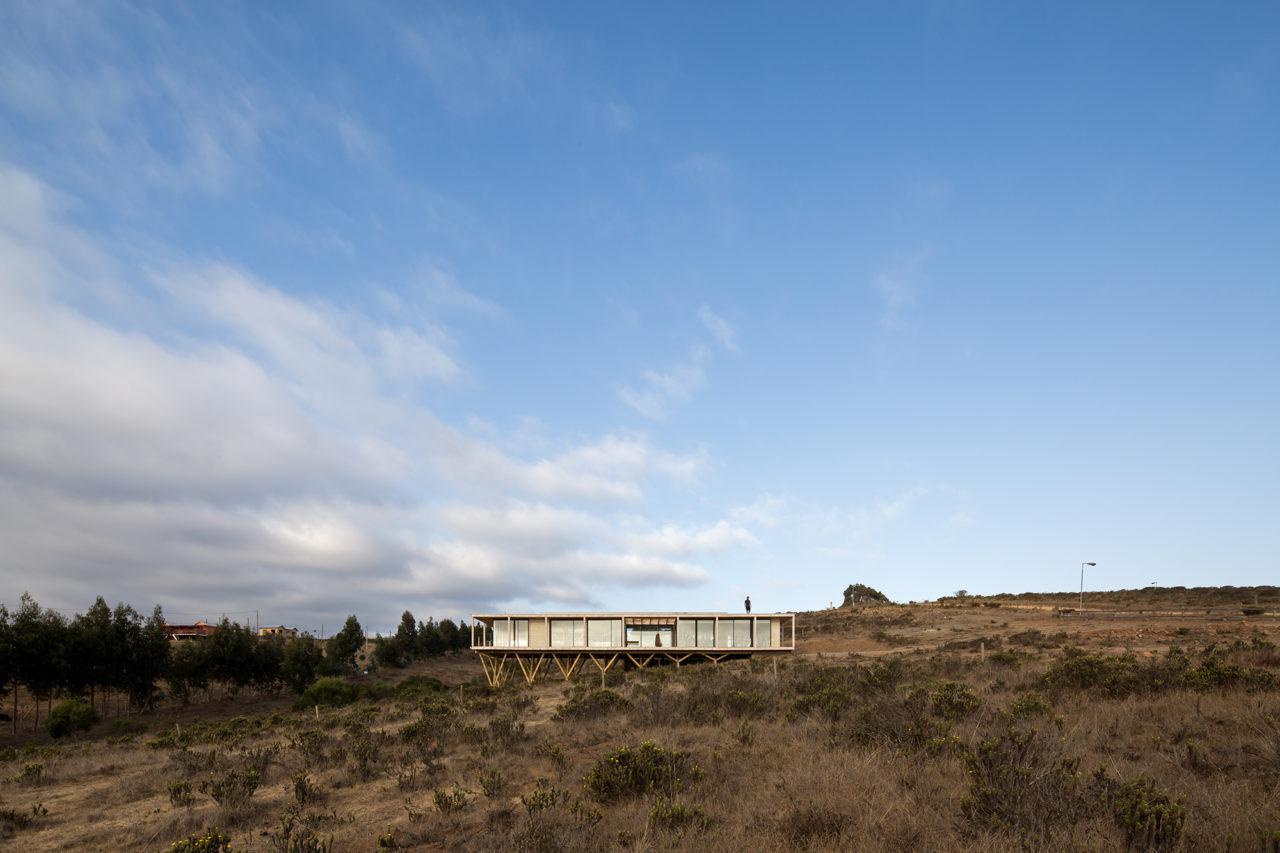 Dock House by SAA - Sergio Araneda