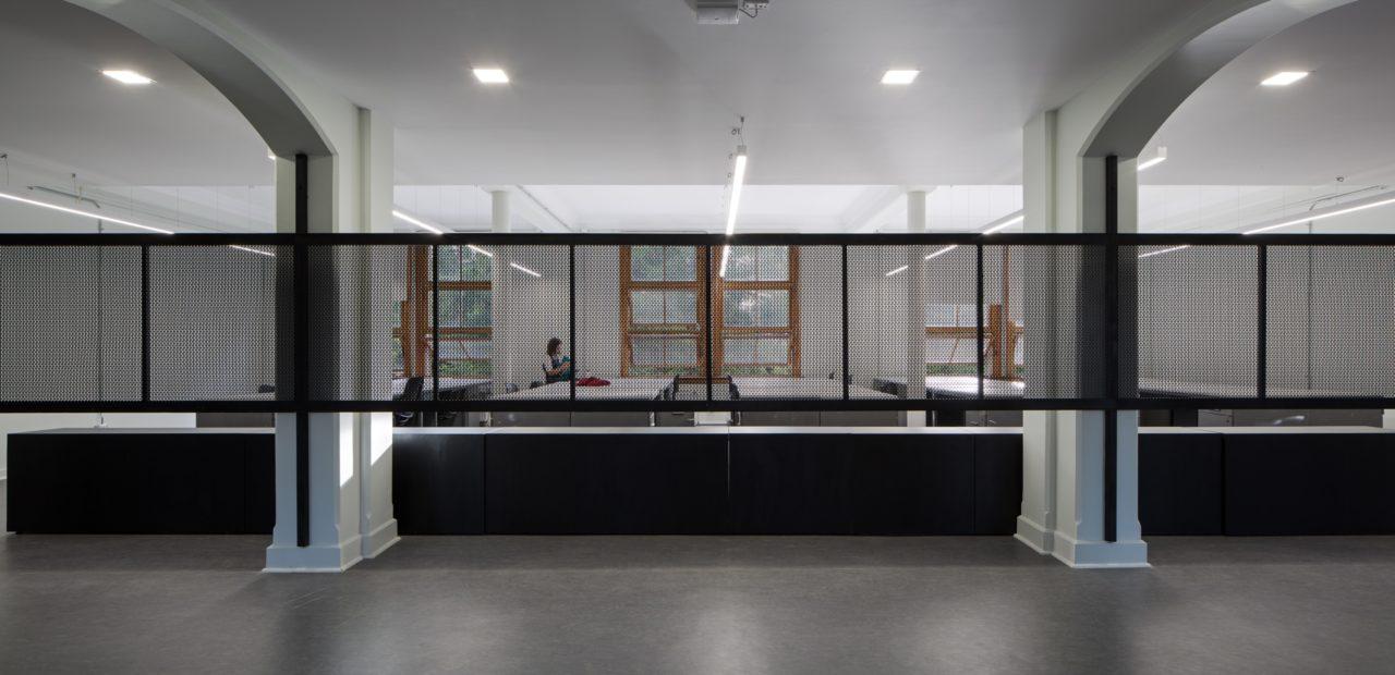 USS School of Architecture by Albert Tidy Arquitectos