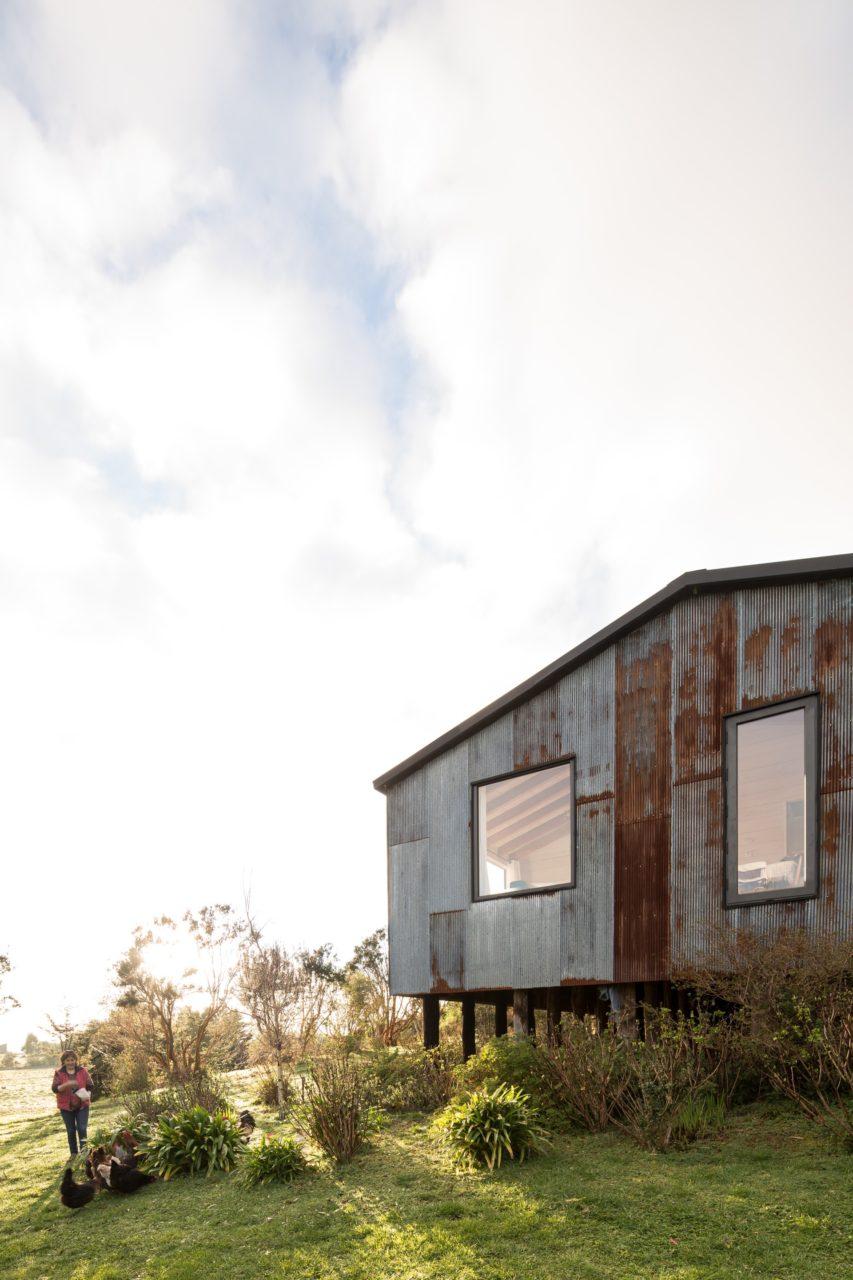 Casa en Punta Chilen by Baltazar Sanchez
