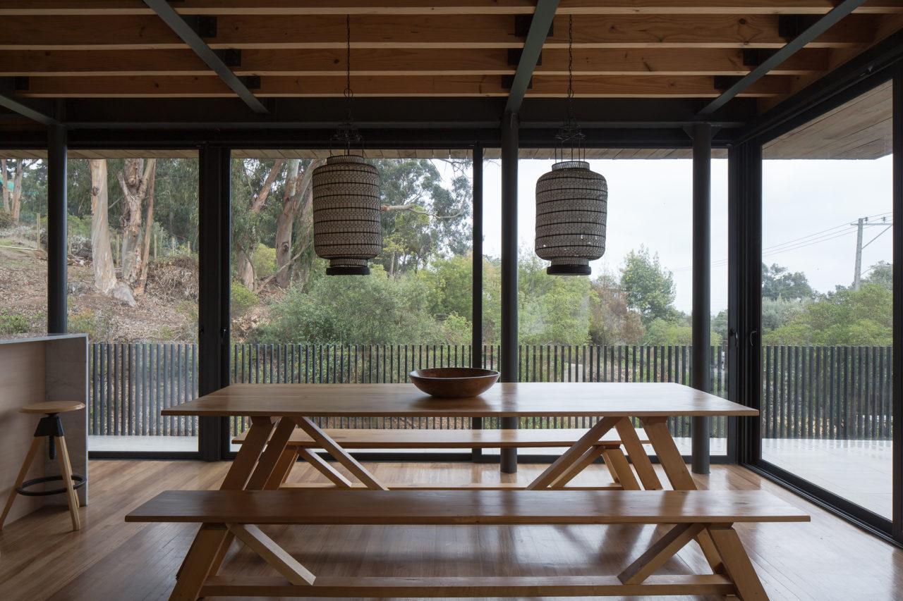 5 Houses in Zapallar by Mas Fernandez Arquitectos