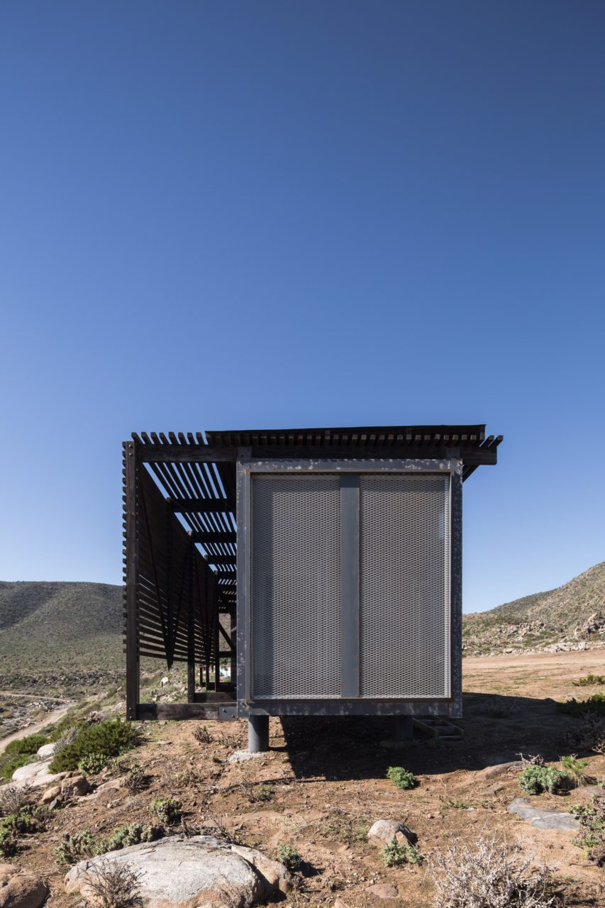 Rural Health Clinic by SAA arquitectura + territorio + Cristobal Vial