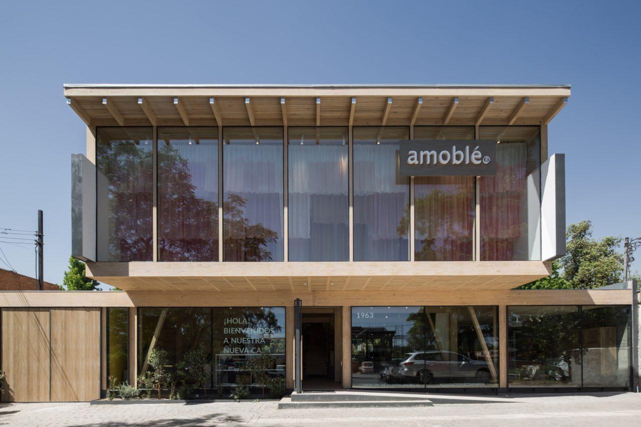Tienda Amoble by Martin Hurtado