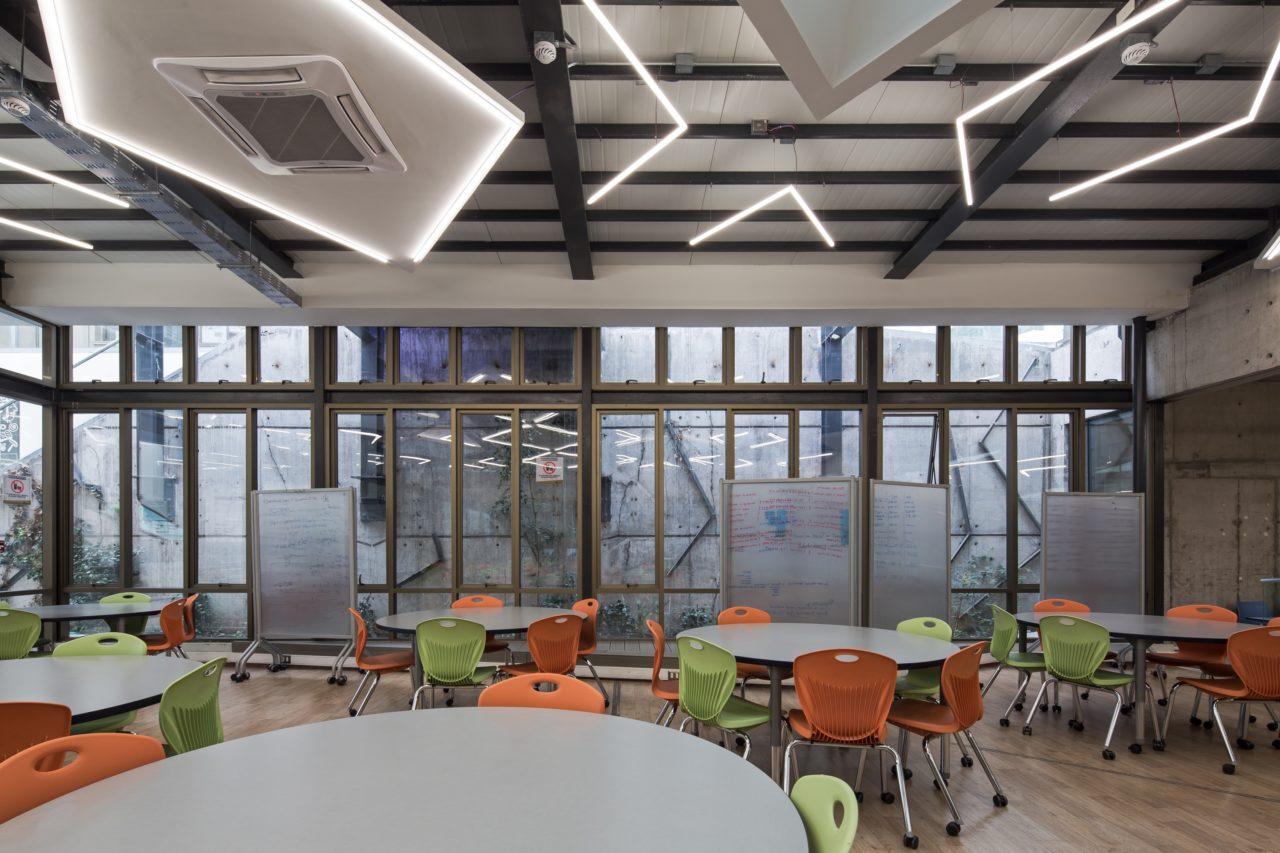 Cowork UFT by Marsino Arquitectura