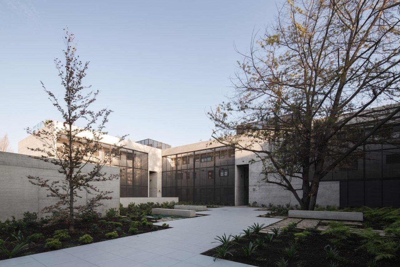San Damian Building by Gonzalo Mardones