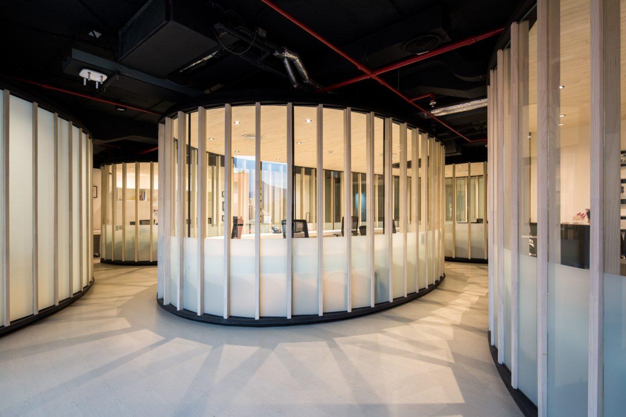 Corpo Offices by Urzua Soler Arquitectos + Cristian Olivos